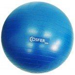 Cosfer Pilates Topu 20cm. Mavi