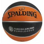 Spalding TF-150 Basket Topu Turkish Airlines Euroleague Basketbol EURO/TURK SZ5