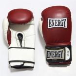 Energy 573 Super PU Boks Eldiveni Kırmızı