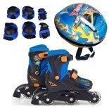 Hot Wheels Paten & Koruma Seti 33-36