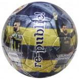 Fenerbahçe Republic Lisanslı Futbol Topu No:5